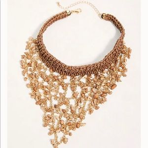 Free people sea of collar necklace